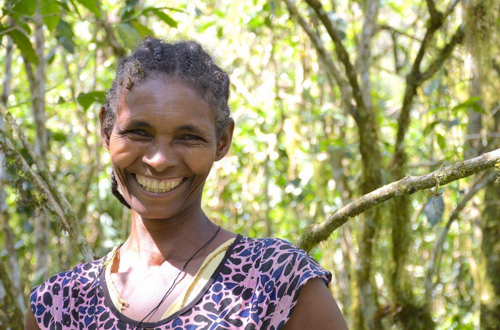 ETHIOPIA, Kaffa, Coop Diri - Coffe Producer