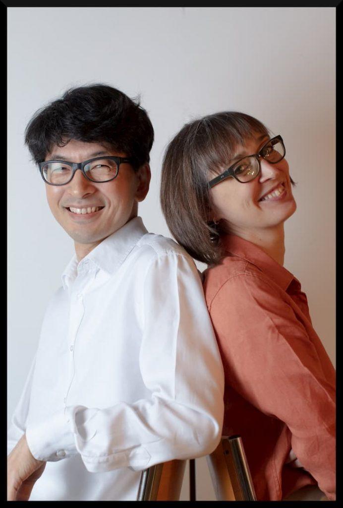 Hosoe Caffè Ethical Artisan Roasters - Taro and Alessandra