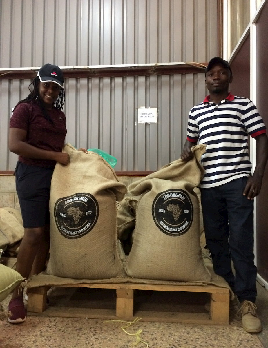 UGANDA Mt.Elgon Africanah Specialty Washed - Dorine and Robert