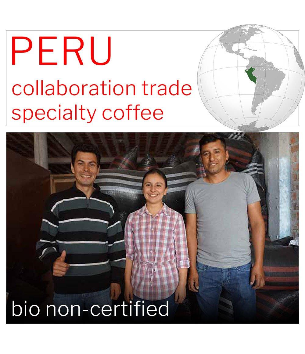 PERU, Rodríguez de Mendoza, Bio Washed and Honey