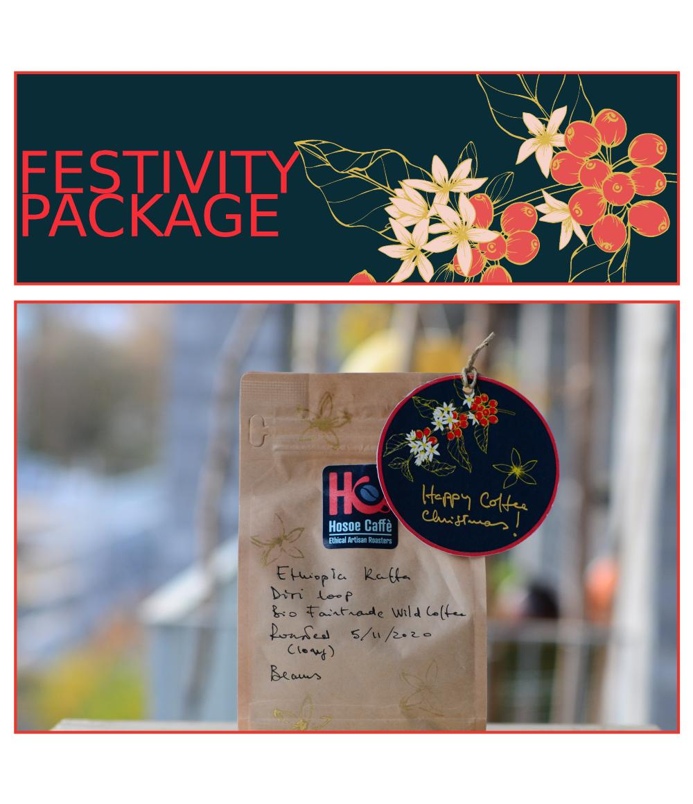 Add Festivity Packaging for Free