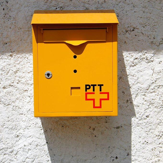 Buca delle lettere Svizzera