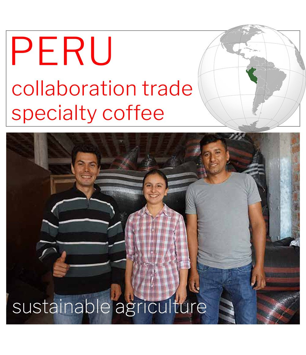 PERU, Rodríguez de Mendoza, Naturally Organic, Washed and Honey